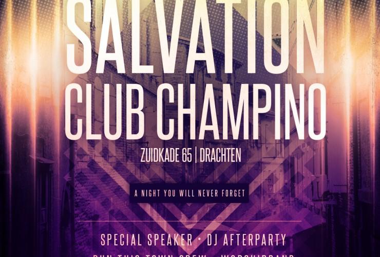 Salvation / club Champino