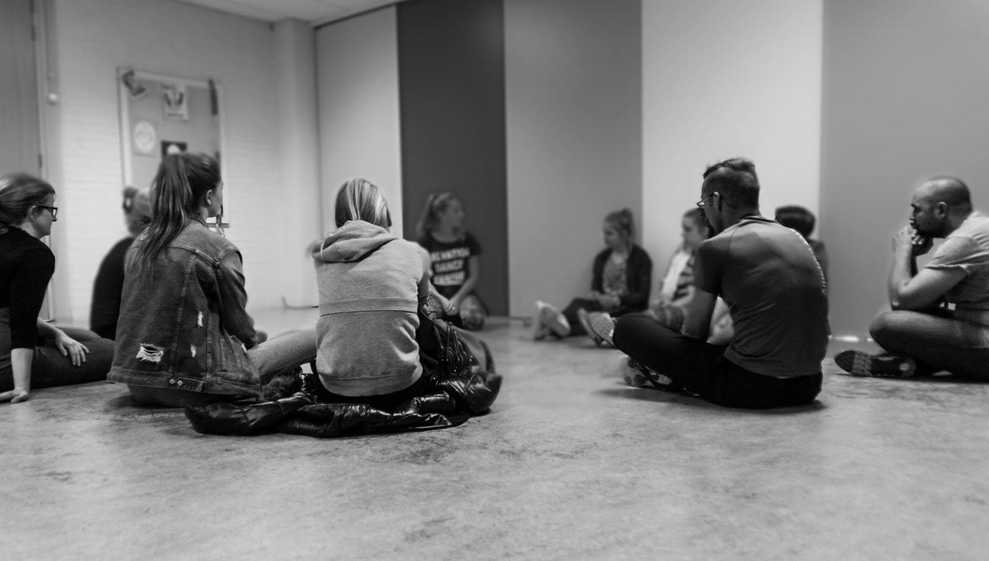 Dansen met de jeugd van Woodbrookers // Reach & Impact