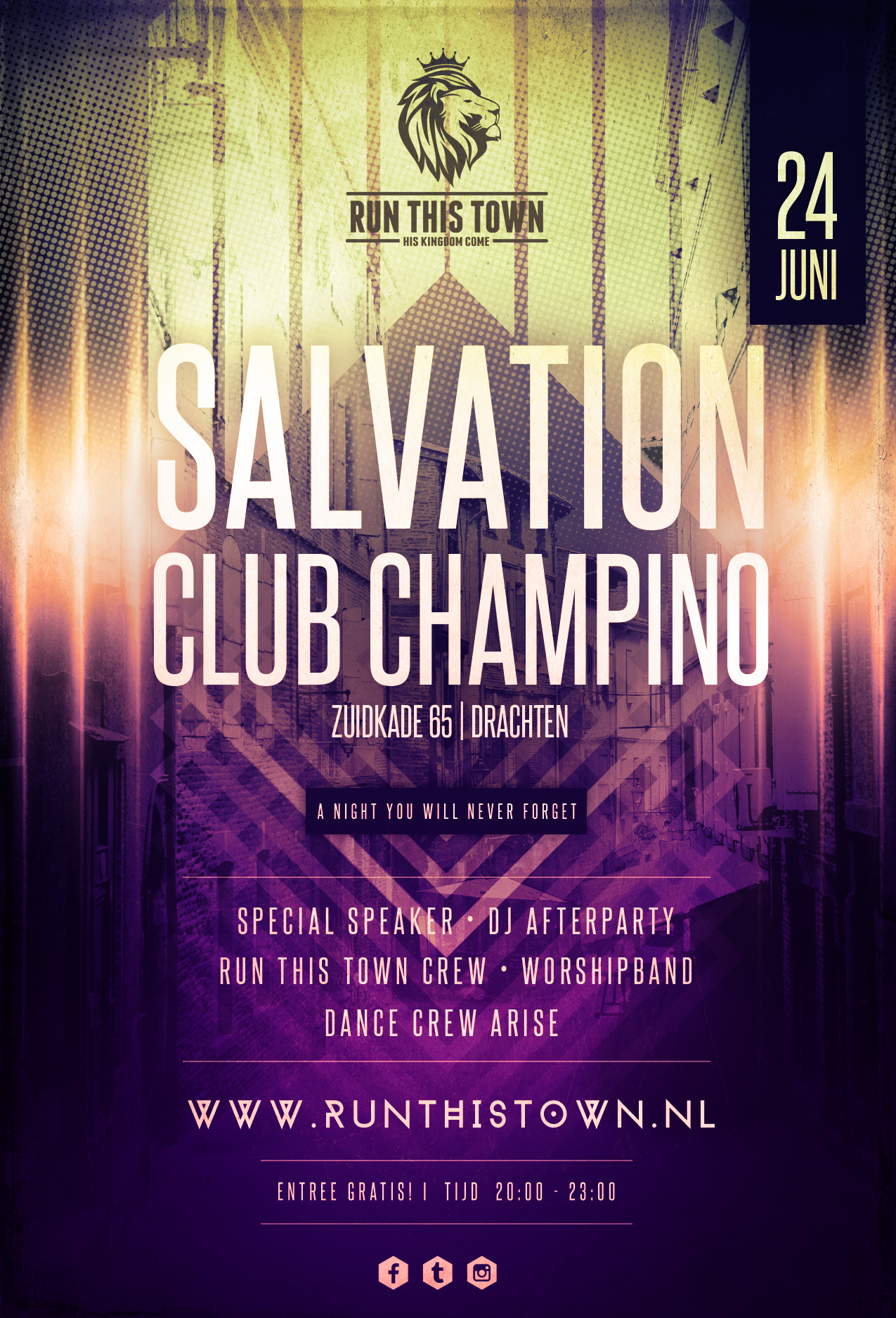 Salvation / club Champino
